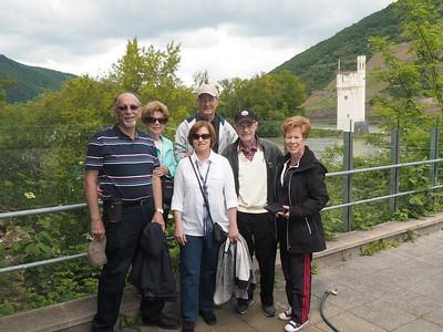 Week 1 Rhine, Black Forest, Swiss Alps & Innsbruck