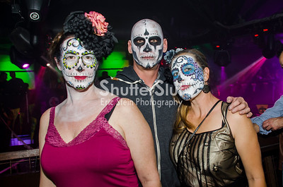 Bootie 1 Nov 2014: Day of the Dead Party