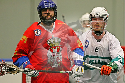 9/28/2019 - 11th Place Game - Serbia vs. Ireland - Langley Events Centre (Fieldhouse), Langley BC, Canada