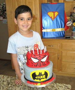 Jake's 6th Birthday