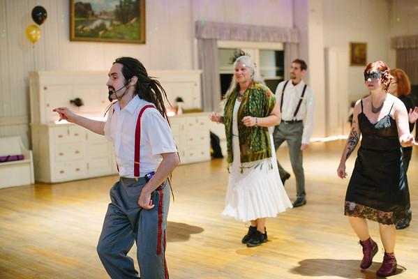Tzoul's Dance Class