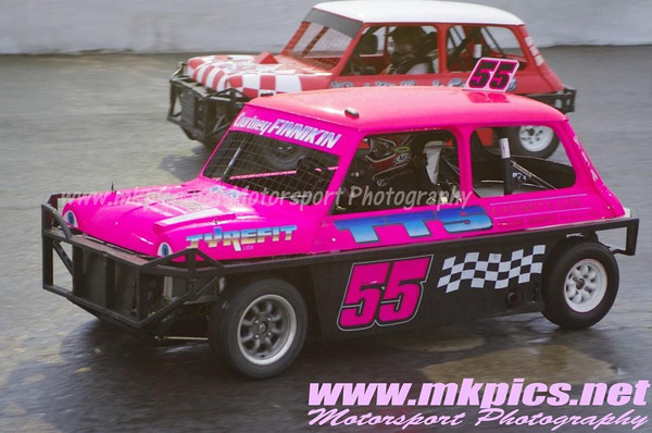 National Ministox, Northampton, 13 April 2013