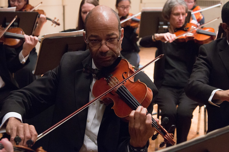 John Stanmore -- Hopkins Symphony Orchestra, April 2017