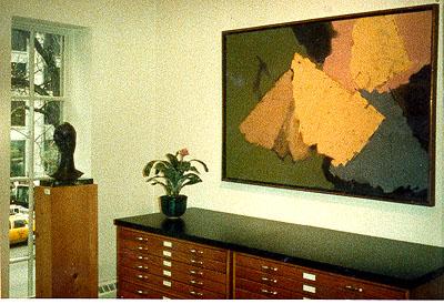 Exhibition-Chicago,Worthington Gallery, 1987