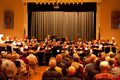 Sunland Springs Village Christmas Concert 2010