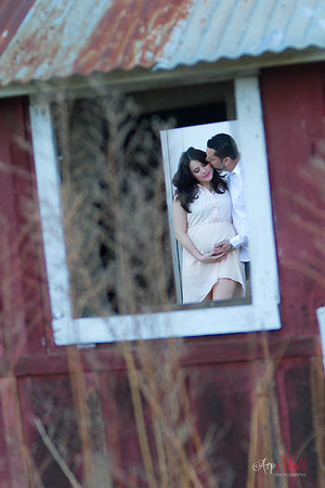 Sandy's Maternity Session
