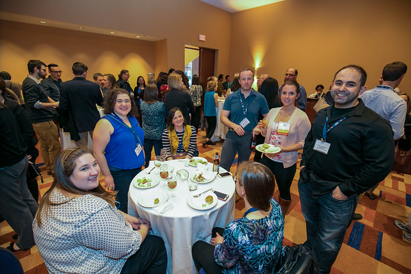 Allegheny-Erie, Michigan, and Lake Ontario Regional Chapters Joint Reception