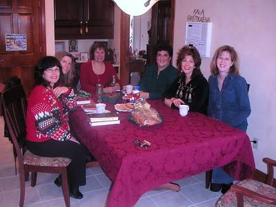Community Life - Saint Lydia - December 19, 2002