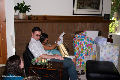5/03 - Jeff and Shannon's Baby Shower