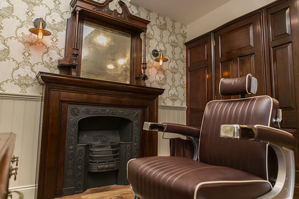Inside Swagger & Jacks New Barbershop