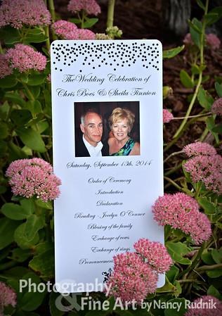 Boes-Tinnion Wedding