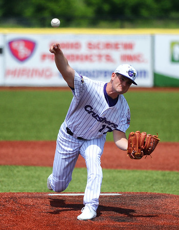 Crushers recover from loss to pound Miners relievers