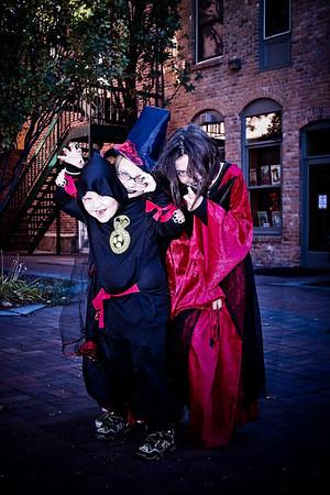 Halloween 2009 (Free pics)