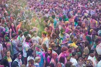 Holi Festival of Colors 2011