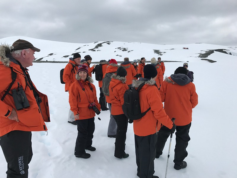 An expedition - Jennifer Caputo