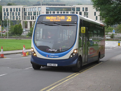 SOUTH WALES BUSES SEPT 2019