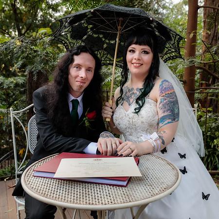 Sharmaine and Joel - Wedding