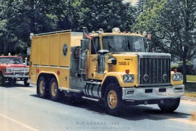 Apparatus shoot - Portland, CT. 1987
