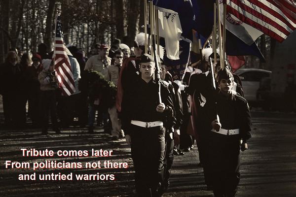 Dan Ward - Civil War Tributes