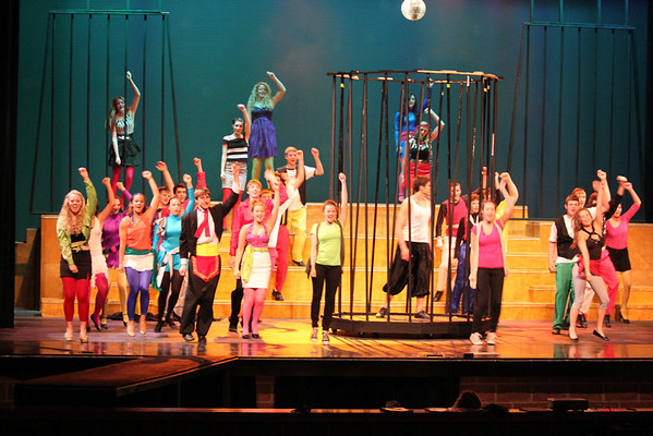 Joseph & the Amazing Dreamcoat 2012