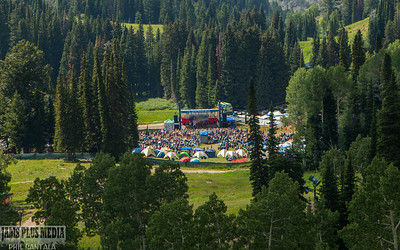 27th Annual Targhee Bluegrass Festival
