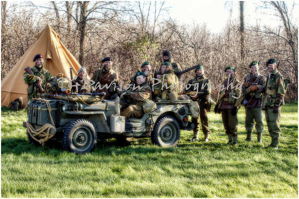 Wade House WWII Tactical 2016