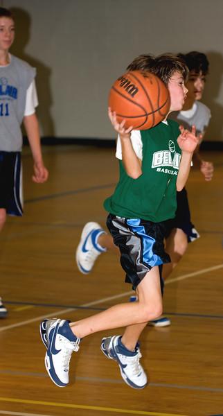 Alec Miller Basketball 08'