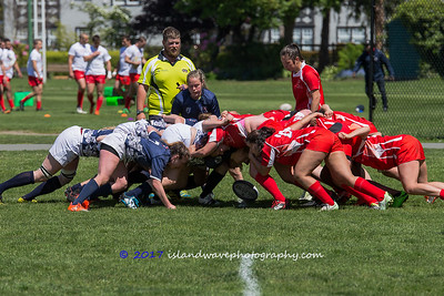 Island Crimson Tide v Vancouver Wave, Women's, May 13, 2017
