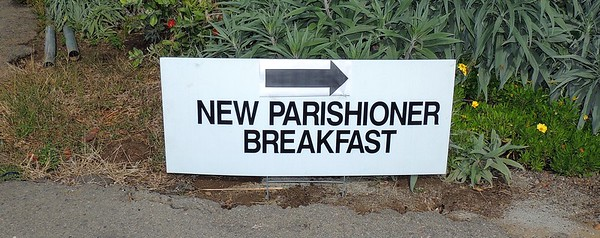 11-20-16 New Parishioner Breakfast
