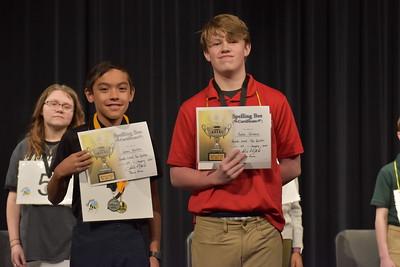 BCSD 2020 Spelling Bee