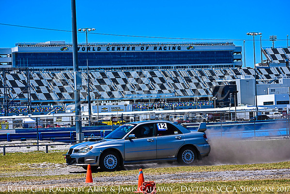 Event #4 May 5, 2017 Daytona SCCA Showcase