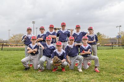 2021 Patriots Team Photo