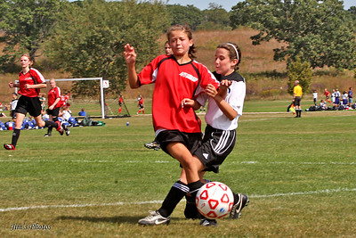 Youth Soccer - Sept 20, 2009 Toe Bash Tournament