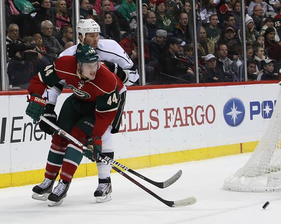 MN Wild vs Los Angeles Kings - 2/28/2012