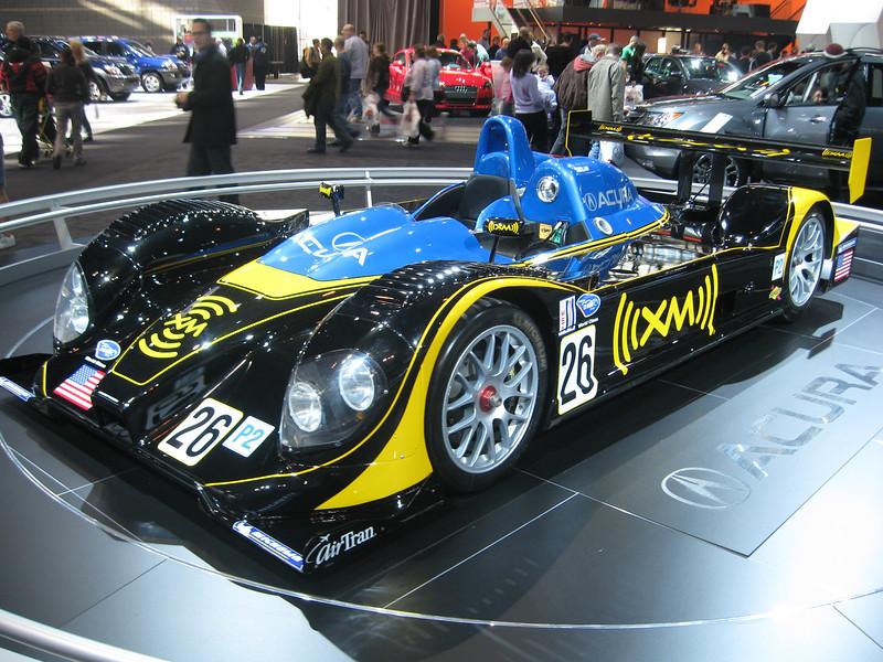 Acura XM Race car