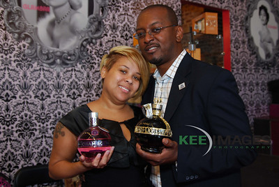 Sips and Styles at Glambar sponsered by Chambord and Rolling Out