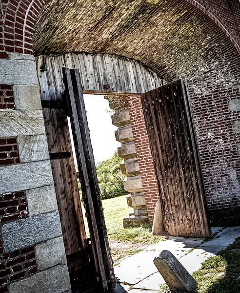 Fort Mifflin - Philadelphia, Pennsylvania