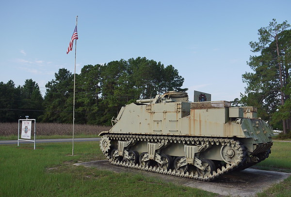 VFW Post # 6091 - Dillon, SC -  M7B2
