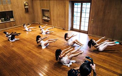 Melange - HerStory - Dress Rehearsal