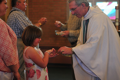 Katherine's First Communion - 2010