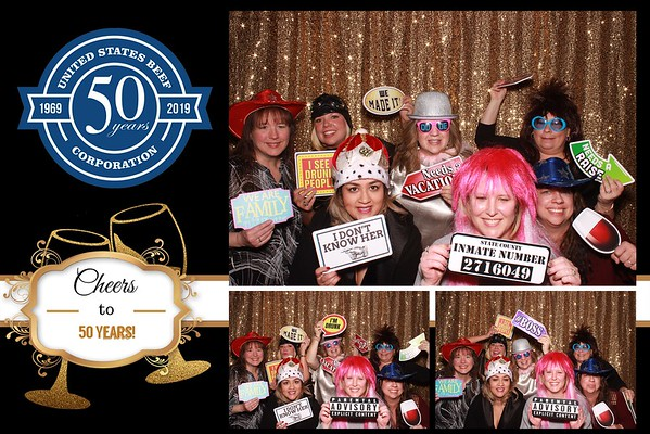 US Beef 50th Anniversary Party