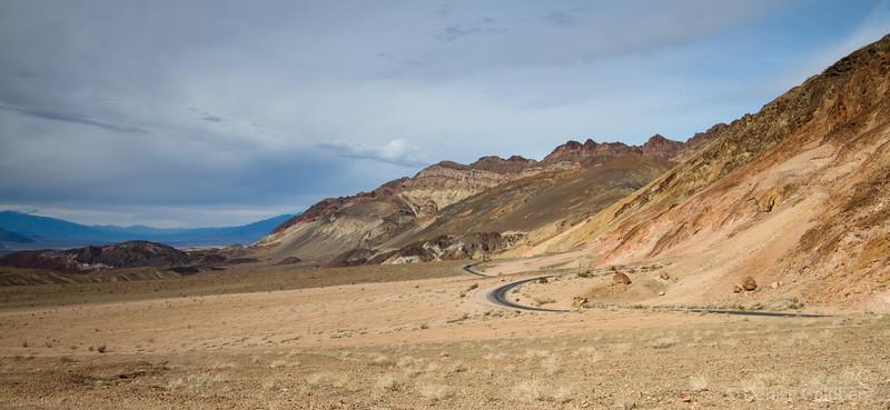 Artist's Drive, Death Valley National Park