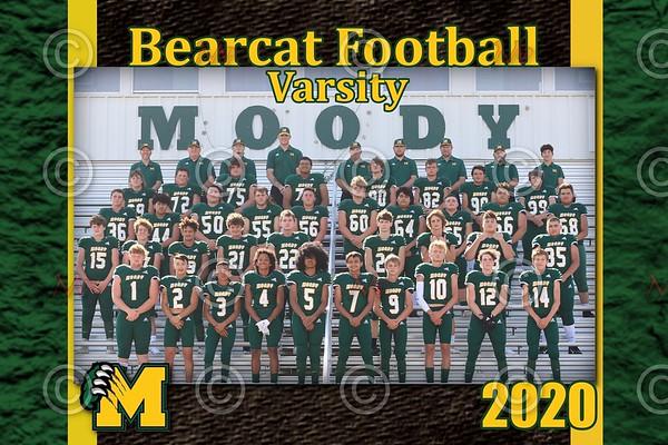 Moody HS 2020 Fall Sports