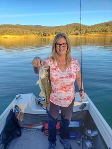 Lake Berryessa Fishing