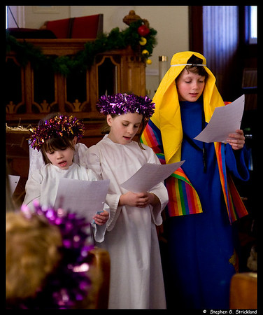 HCC Christmas Pageant