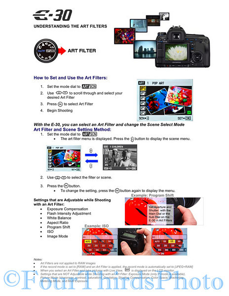 How to use Art Filters in the E-30.jpg