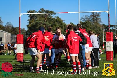 35. Millfield v St Joseph's College