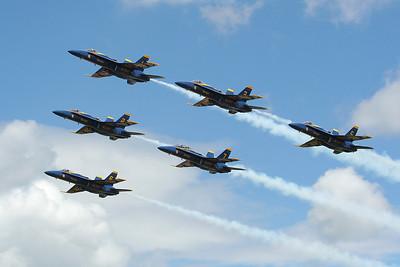 Jones Beach Air Show 2008
