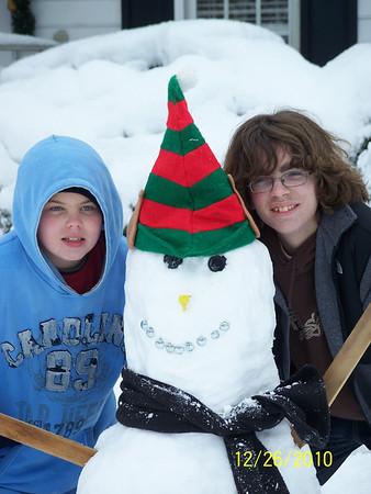 Christmas 2010