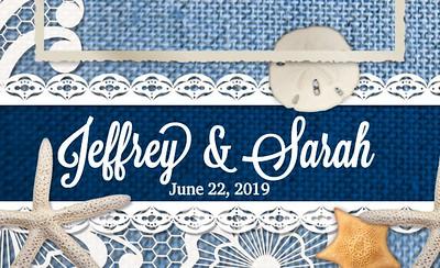 Jeffrey & Sarah's Wedding!